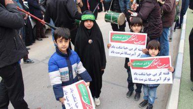 تصویر از شهید گمنام بر دستان مردم شهید پرور میبد تشییع شد/تصاویر بخش اول