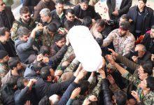Photo of تصاویری از تشییع پیکر شهید گمنام در میبد/بخش دوم
