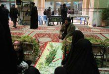 Photo of شام غریبان شهید گمنام در میبد برگزار شد