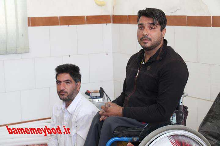 بررسی مشکلات معلولان و نابینایان