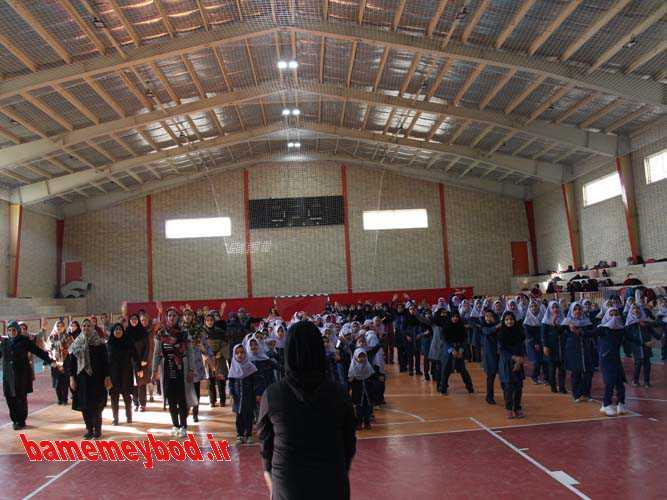 همایش ورزش صبحگاهی بانوان