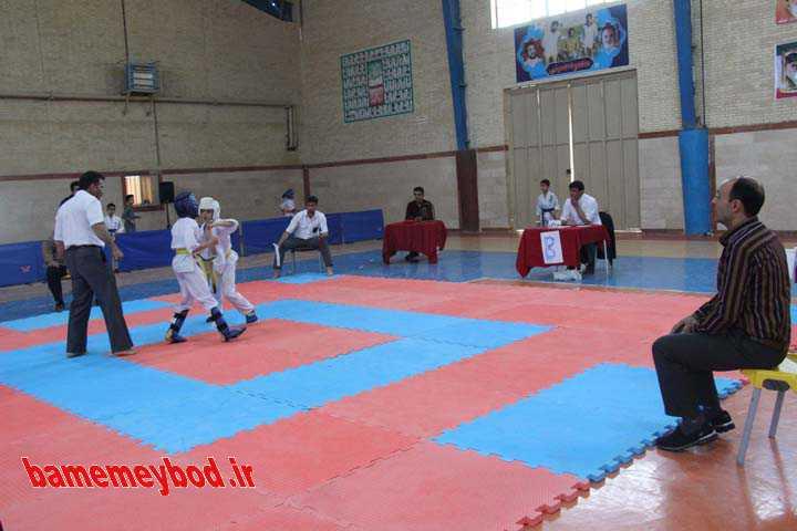 مسابقات استانی کاراته