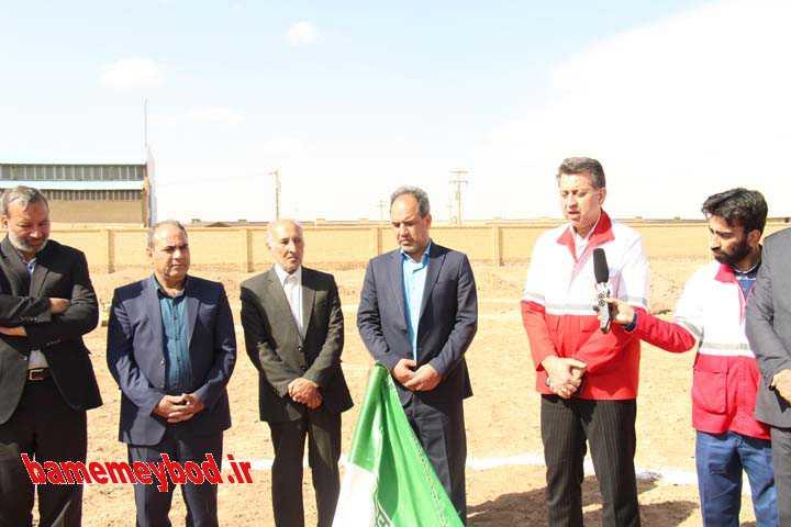 افتتاح 75 پروژه در میبد