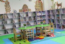 Photo of بخش کودک کتابخانه مرکزی میبد بازگشایی شد