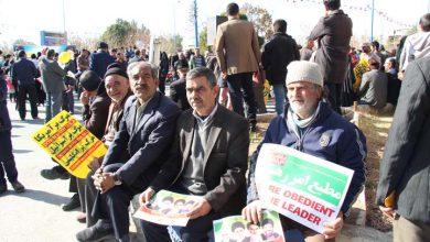 Photo of مردم میبد در راهپیمایی ۲۲ بهمن حضوری گسترده داشتند/تصاویر بخش اول