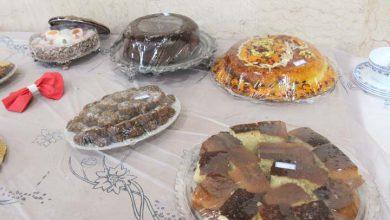 جشنواره پخت حلوا و شیرینی