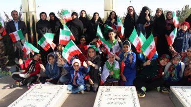Photo of اسکیت بازان میبد با آرمانهای شهیدان تجدید میثاق کردند