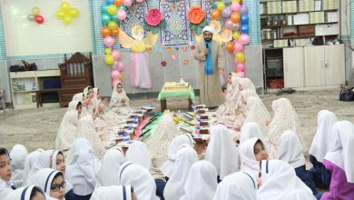 Photo of جشن تکلیف دانش آموزان دبستان کوثر میبد برگزار شد