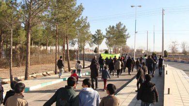 تصویر از همایش دوچرخه سواری و پیاده روی در میبد برگزار شد