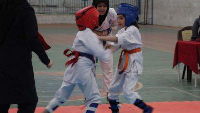 Photo of مسابقات کاراته قهرمانی استان در میبد برگزار شد