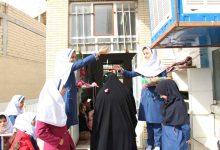 Photo of دانش آموزان دبستان کوثر میبد مقام مادر را پاس داشتند