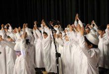 Photo of همایش یاوران نماز در میبد برگزار شد