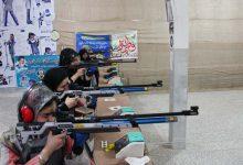 Photo of مسابقات تیراندازی بانوان محلات میبد برگزار شد