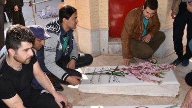 Photo of تلاشگران عرصه تولید و صنعت میبد گلزار شهدا را غبارروبی کردند