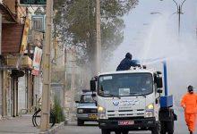 Photo of معابر و خیابانهای میبد ضدعفونی شد