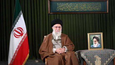 تصویر از رهبر معظم انقلاب اسلامی سال ۱۳۹۹ را سال «جهش تولید» نامگذاری کردند