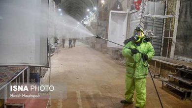 تصویر از ضد عفونی معابر شهر میبد به طور ویژه در دستور کار قرار گرفت!