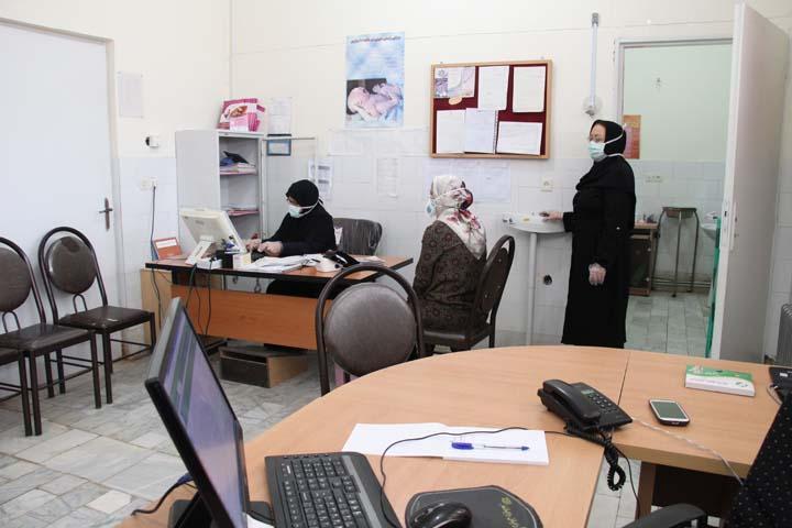 مراقبان سلامت در حوزه بهداشت و درمان