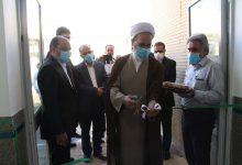 Photo of بخش آنکولوژی و کموتراپی بیمارستان میبد افتتاح شد