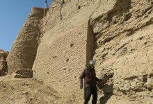 Photo of عملیات حفاظت و مرمت جبهه شرقی نارین قلعه میبد پیگیری شد