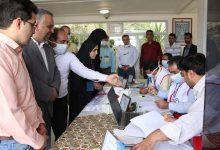 تصویر از پنجمین انتخابات مجمع هلال احمر میبد برگزار شد