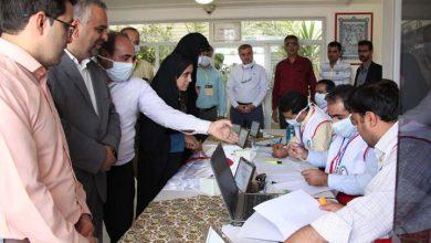 Photo of پنجمین انتخابات مجمع هلال احمر میبد برگزار شد