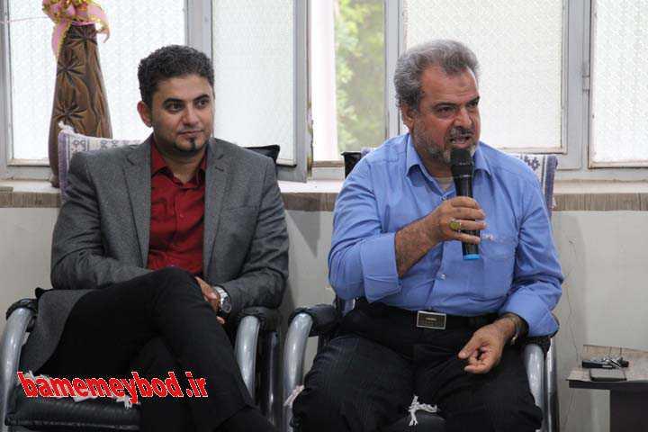 جلسه بررسی مشکلات صنایع میبد