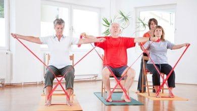 تصویر از ورزش تخصصی برای افراد مبتلا به پوکی استخوان و آرتروز مفاصل