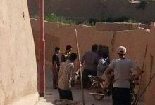 تصویر از مسیر گردشگری کسنویه میبد پاکسازی شد