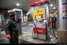 تصویر از رعایت توصیههای بهداشتی کرونا در پمپ بنزینها جدی گرفتهشود