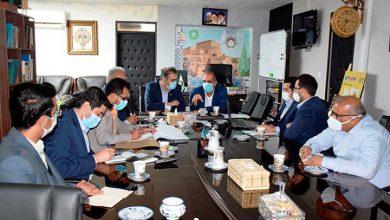 تصویر از اولین پروانه ساختمانی ضد جعل در استان یزد رو نمایی شد