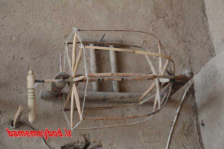 خراطی سنتی در میبد