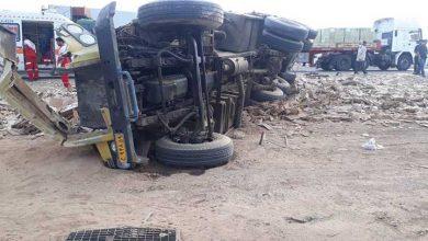 امدادرسانی به حادثهدیدگان تصادف