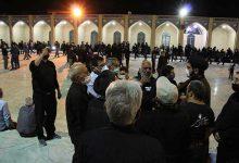تصویر از برگزاری آیین «شاه حسن شاه حسین» میبد با ملاحظات بهداشتی