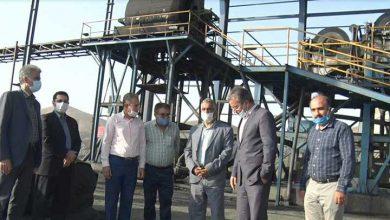 بررسی رفع مشکلات معدن سنگ آهن میبد