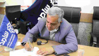 پاسخگویی فرماندارمیبد به شهروندان در سامانه سامد