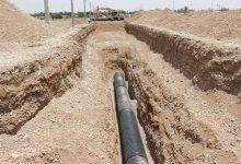 تصویر از شهرداری میبد درخواست پرداخت خسارت از شرکت مجری فاضلاب کرد