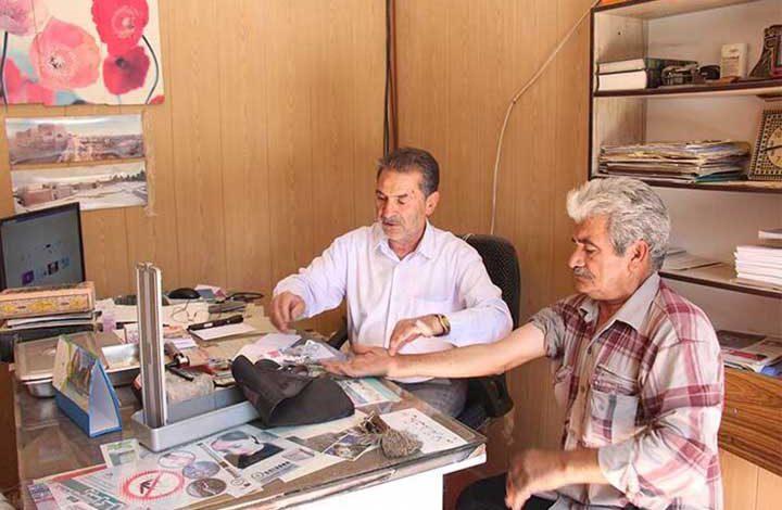 دکتر محمد آقایی پزشک خیر و نخستین شهید مدافع سلامت در میبد