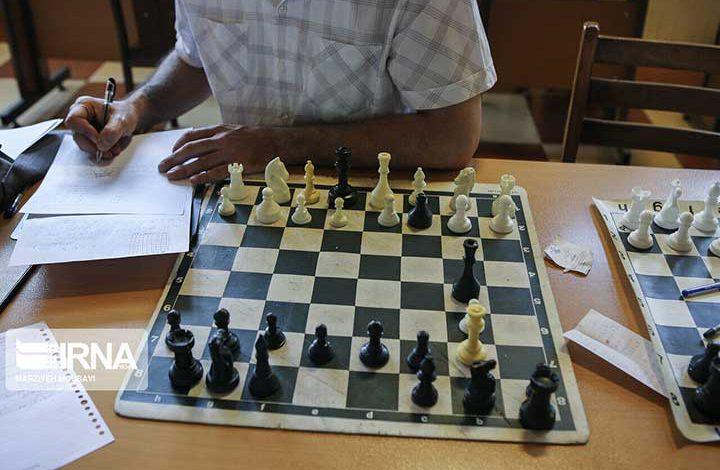 المپیاد شطرنج یزد