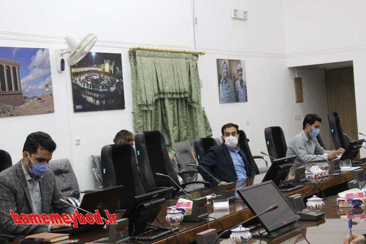 بازدید خبرنگاران استان از پروژه های میبد