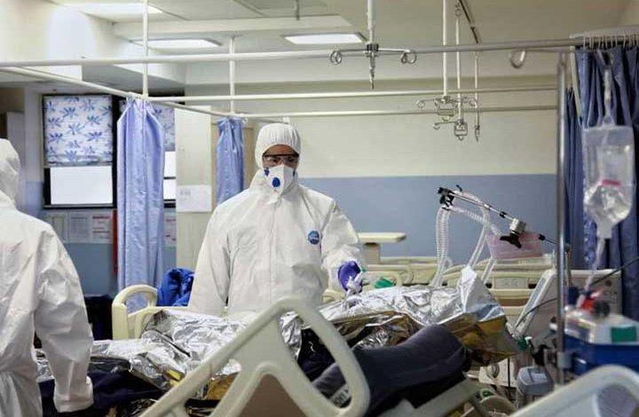 بیماران بستری کرونا