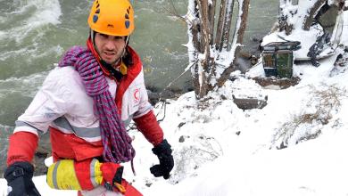 طرح زمستانه امداد و نجات