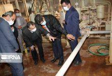 افتتاح سیستم بخار آب
