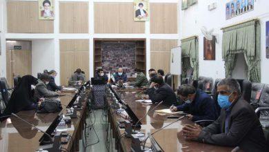 جلسه مشارکتها و کمهای مردمی بهزیستی