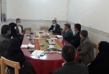 نشست شهردار با انجمن زیلوی میبد