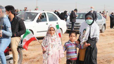 مراسم گرامیداشت 22 بهمن در میبد